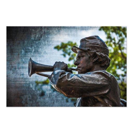 Gettysburg Bugler Fotografier
