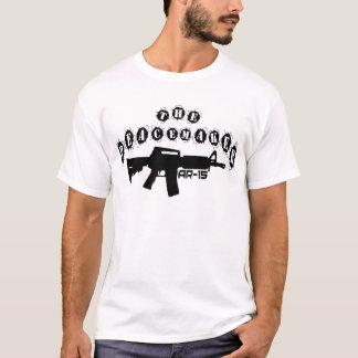 Geväret för fredsmäklare AR15 vid T Shirt