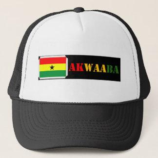 Ghana Awkaaba truckerkeps