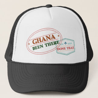 Ghana där gjort det truckerkeps