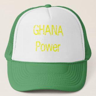 Ghana driver truckerkeps