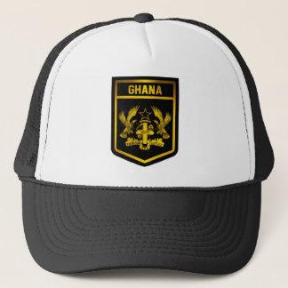 Ghana Emblem Truckerkeps