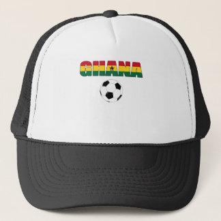 Ghana fotboll 2542 truckerkeps