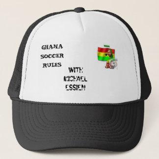 Ghana fotboll 2, GHANA FOTBOLLREGLER, MED MICHAE… Keps
