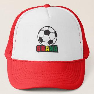 Ghana fotboll truckerkeps