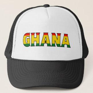 Ghana lastbilsförare truckerkeps