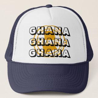 Ghana x3 hatt truckerkeps