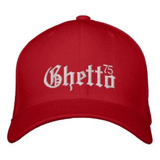 Ghetto75 Broderad Keps