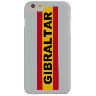 Gibraltar Espanol Barely There iPhone 6 Plus Skal