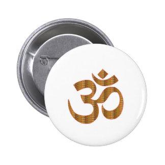 Gif för Hinduism för ramsa för meditation för Knapp