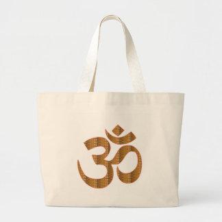 Gif för Hinduism för ramsa för meditation för MANT Tygkasse