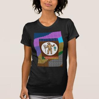 GIF för tecknad för hobby för vild för jägare för Tee Shirt