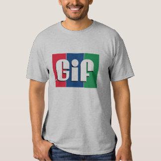 Gif-jordnötsmör T-shirt
