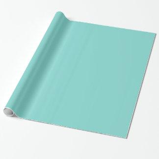 Gifta sig blått som slår in papper presentpapper
