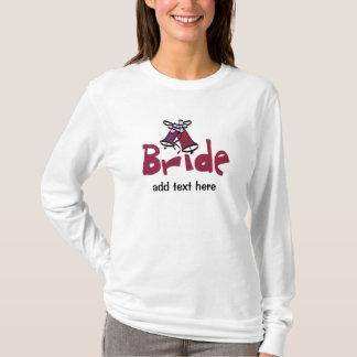 Gifta sig den Klockor möhippaT-tröja Tshirts