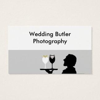 Gifta sig den tjänste- visitkorten visitkort