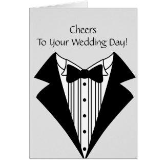 Gifta sig det lyckönsknings- kortet hälsningskort