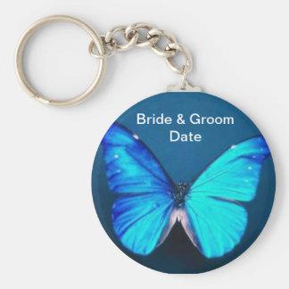 Gifta sig favören Keychain - kricka Rund Nyckelring