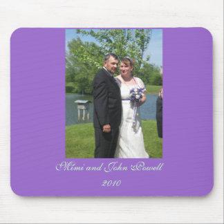 gifta sig för pappor, Mimi och John Powell 2010 Musmatta