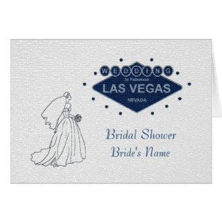 """Gifta sig i Las Vegas """"möhippa"""" kort"""