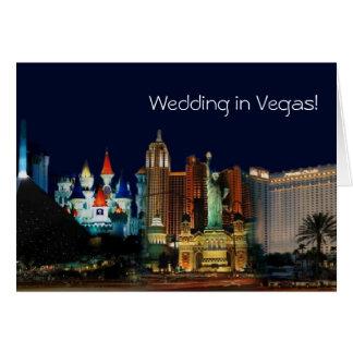 Gifta sig i Vegas! Kort