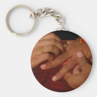 Gifta sig nyckel ringar