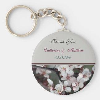 gifta sig tacka dig klistermärkear, kortet, etc. rund nyckelring