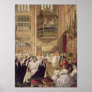 Giftermål av Edward VII Poster