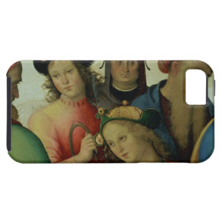 Giftermål av oskulden, specificerar av friarna, tough iPhone 5 fodral