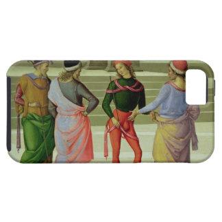 Giftermål av oskulden, specificerar av fyra manar iPhone 5 skydd