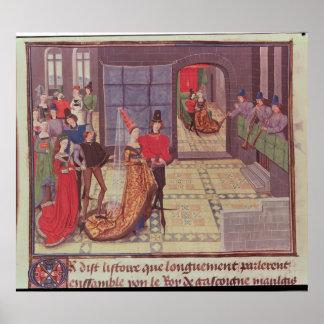 Giftermål av Renaud de Montauban och Poster