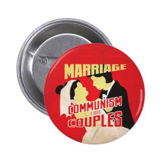 Giftermål: Kommunism för par Pins