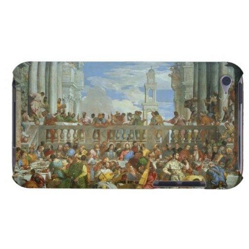 Giftermålfestmåltiden på Cana, c.1562 (olja på kan Barely There iPod Covers