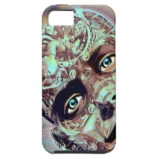 Giftlig simmare tough iPhone 5 fodral