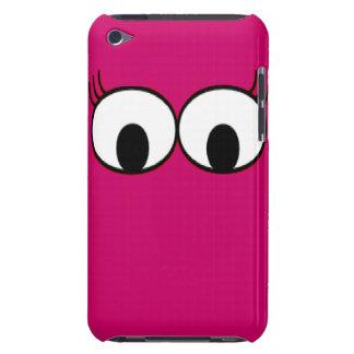 Gigantiska ögon iPod Case-Mate fodral