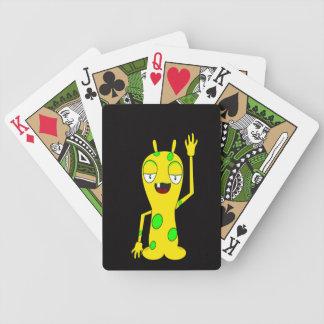 Gigantiskt vinka spel kort