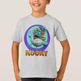 GiggleBellies Kooky fågel Tee Shirts