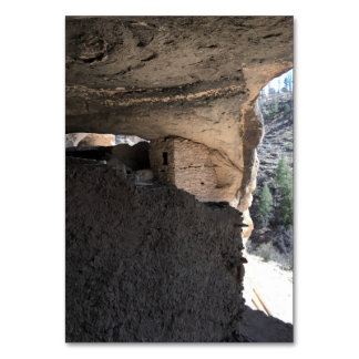 Gila River arkeologivykort Bordsnummer