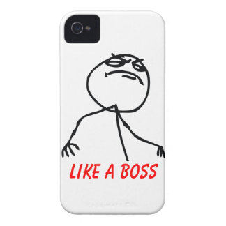 Gilla en chef Case-Mate iPhone 4 skal