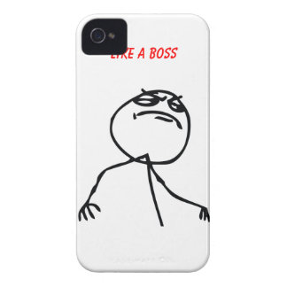 Gilla en chef iPhone 4 cases