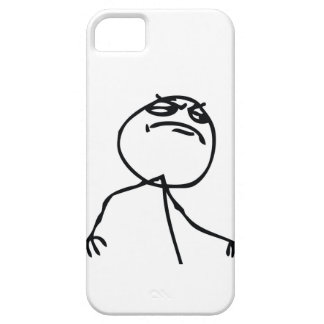Gilla en chef iPhone 5 cover