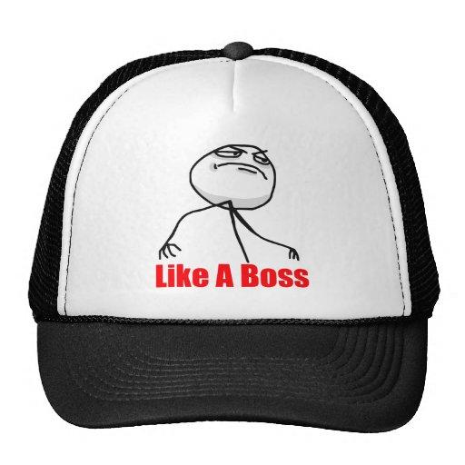 Gilla en chef baseball hat