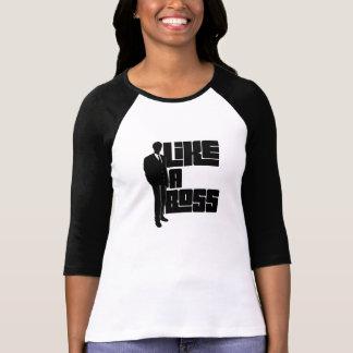 Gilla en chef tee shirt