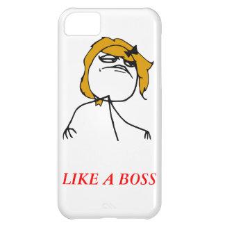 Gilla ett Meme för chefflickaiPhone 5 fodral iPhone 5C Fodral