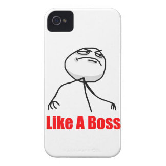 Gilla ett Meme för chefiPhone 4 fodral