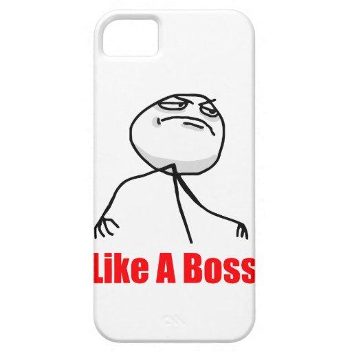 Gilla ett Meme för chefiPhone 5 fodral