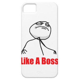 Gilla ett Meme för chefiPhone 5 fodral iPhone 5 Skal