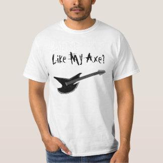 Gilla min yxa? t-shirt