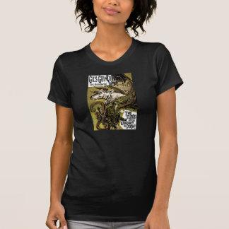 Gils Grimoire (bibliotek av doomen) T-shirt