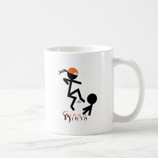 Ginga Ninja Kaffemugg